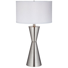 Metal Base Table Lamp, 92053