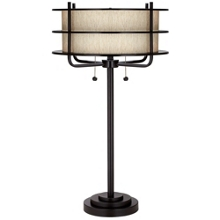 Metal Double Pull Chain Lamp, 92058