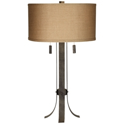 Double Pull Chain Table Lamp, 92054
