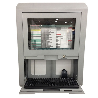 Wall Charting Station with Window, 26084