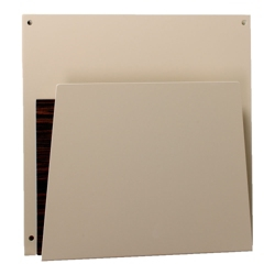 HIPAA-Compliant Steel One Pocket Chart Holder, 33417
