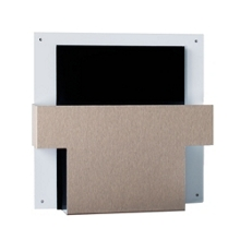 One Pocket T-Style File Chart Holder, 33420