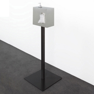 """Stainless Steel Tissue Dispenser - 42""""H, 82044"""