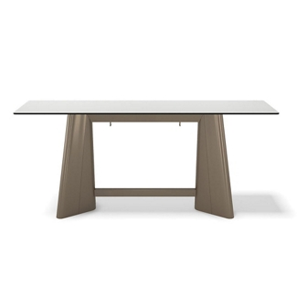 """Standing Height Pedestal Work Table - 96""""W, 46180"""