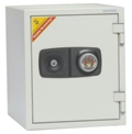 .87 Cubic Ft Capacity Fire Resistant Double Lock Safe, 36774