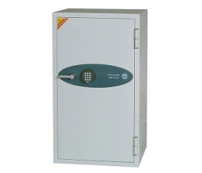 Fireproof Safe with Digital Lock - 13.37 Cubic Ft Capacity, 36036
