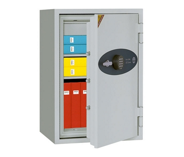 Fireproof Safe with Digital Lock - 4.56 Cubic Ft Capacity, 36041