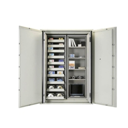 15.75 Cubic Ft Capacity Fire Resistant Data Safe, 36781