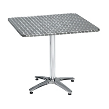 "Outdoor Square Table - 32""W x 32""D, 44009"