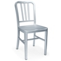 Outdoor Aluminum Breakroom Chair, 50007
