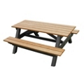 Recycled Plastic Youth Picnic Table 5', 85165