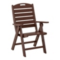 Nautical Highback Chair, 85433