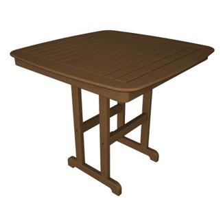 "Nautical Counter Table 44"", 85435"