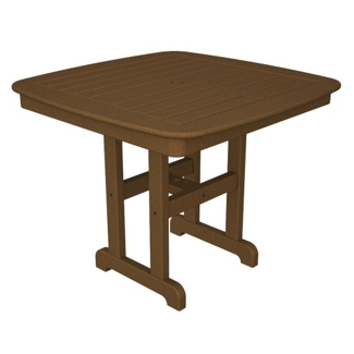 "Nautical Dining Table 37"", 85437"