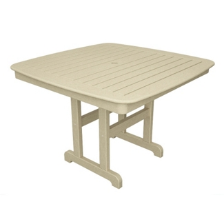 "Nautical Dining Table 44"", 85438"
