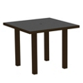 "Euro Dining Table 36"", 85574"