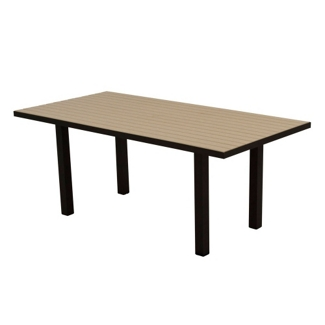 """Euro Dining Table 72"""" x 36"""", 85577"""