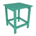 "Long Island Side Table in Vibrant Colors 18""H, 85593"