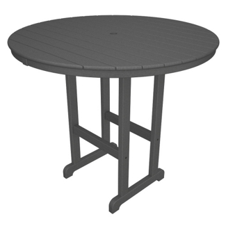 "Round Bar Height Table 48"", 85602"