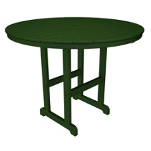 "Round Counter Table 48"", 85604"