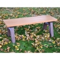 Traditional 4' Flat Bench, 85639
