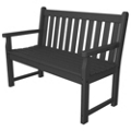 "Outdoor Bench - 48""W, 87985"