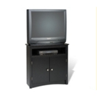 Sonoma Compact Corner TV Stand with Doors, CD00328