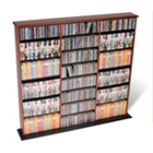 Prepac Media Storage Cabinet - Triple Width, CD00336