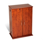 Media Storage Cabinet with Security Lock, CD00346