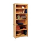 """Sonoma Maple Bookcase - 77""""H, CD00358"""