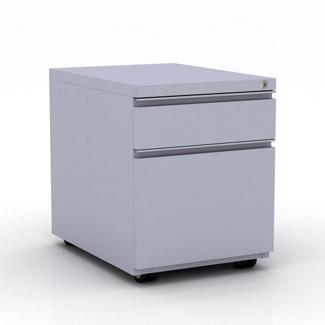 """15""""W  Two Drawer Mobile File Pedestal, 34079"""