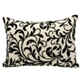 "kathy ireland by Nourison Branch Pattern Accent Pillow - 20""W x 14""H, 82169"