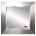 "35.5""H x 35.5""W Beveled Wall Mirror, 87413"