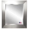 "37.5""H x 33.5""W Beveled Wall Mirror, 87416"
