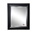 "25.5""H x 21.5""W Beveled Wall Mirror, 87439"