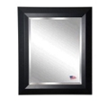 "37.5""H x 33.5""W Beveled Wall Mirror, 87448"