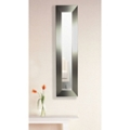 "21.5""H x 9.5""W Decorative Frame Mirror Panel, 91470"