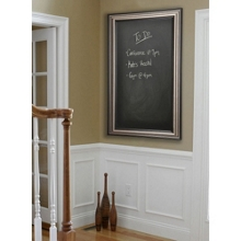 "36""W x 42""H Decorative Framed Blackboard , 80576"