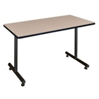 "Fixed Top Training Table - 42""W x 24""D, 41006"