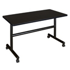 "Flip Top Training Table - 48""W x 24""D, 41030"