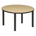 "Round Breakroom Table - 42"", 41644"