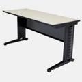 "Training Table - 60"" x 24"", 41662"