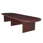 14' Oval Conference Table, 44626
