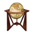 Frank Lloyd Wright Antique Globe with Tri-Stand, 86289