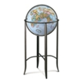 Traditional Globe with Metal Floor Stand, 86293