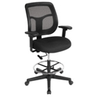Apollo Mesh Drafting Stool, CD01756