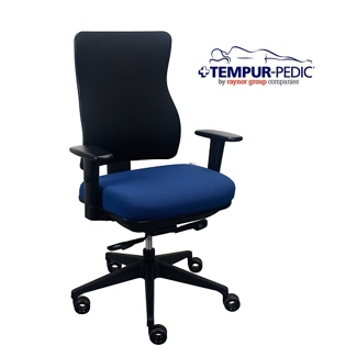 Tempur-Pedic® by raynor group companies Fabric Task Chair, 57113