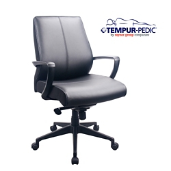 Tempur-Pedic® by raynor group companies Mid Back Conference Chair , 57115
