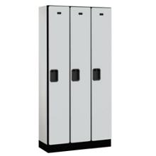 """Three Door Locker 76""""H x 15""""D, 36672"""