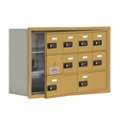 "30.5""W x 20""H 9 Door Cell Phone Locker with Combo Lock and Access Panel, 36465"